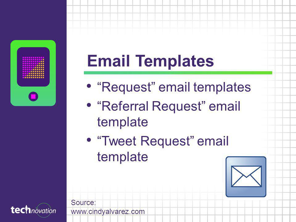 Email Templates Request email templates