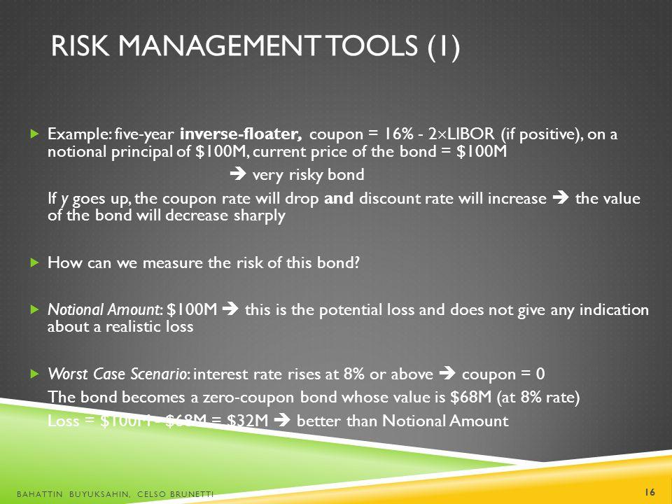 Risk Management Tools (1)