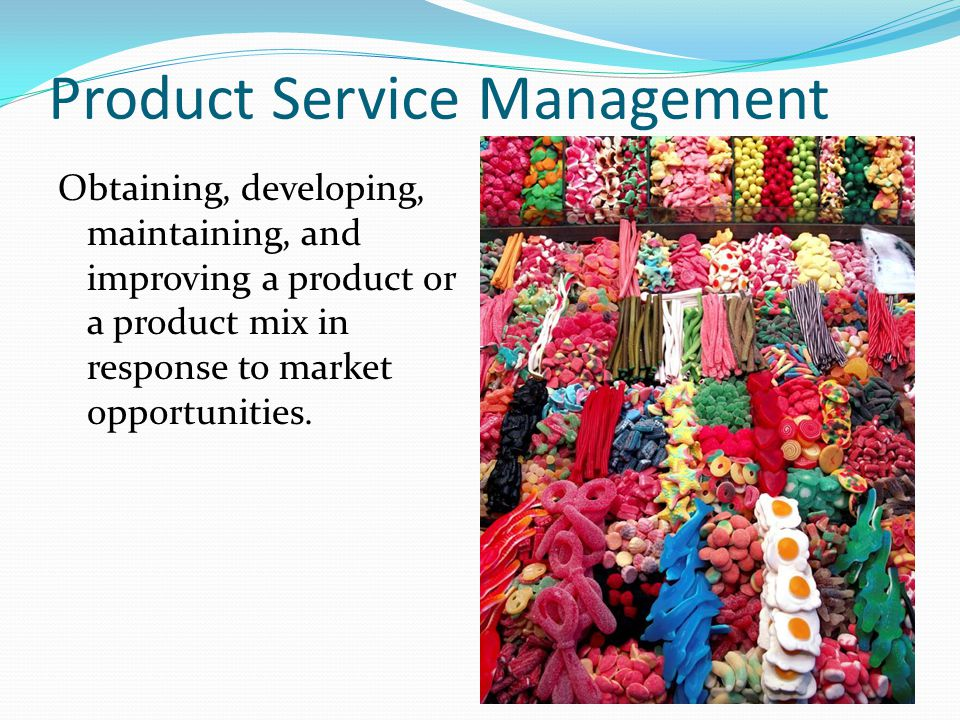 Product Service Management