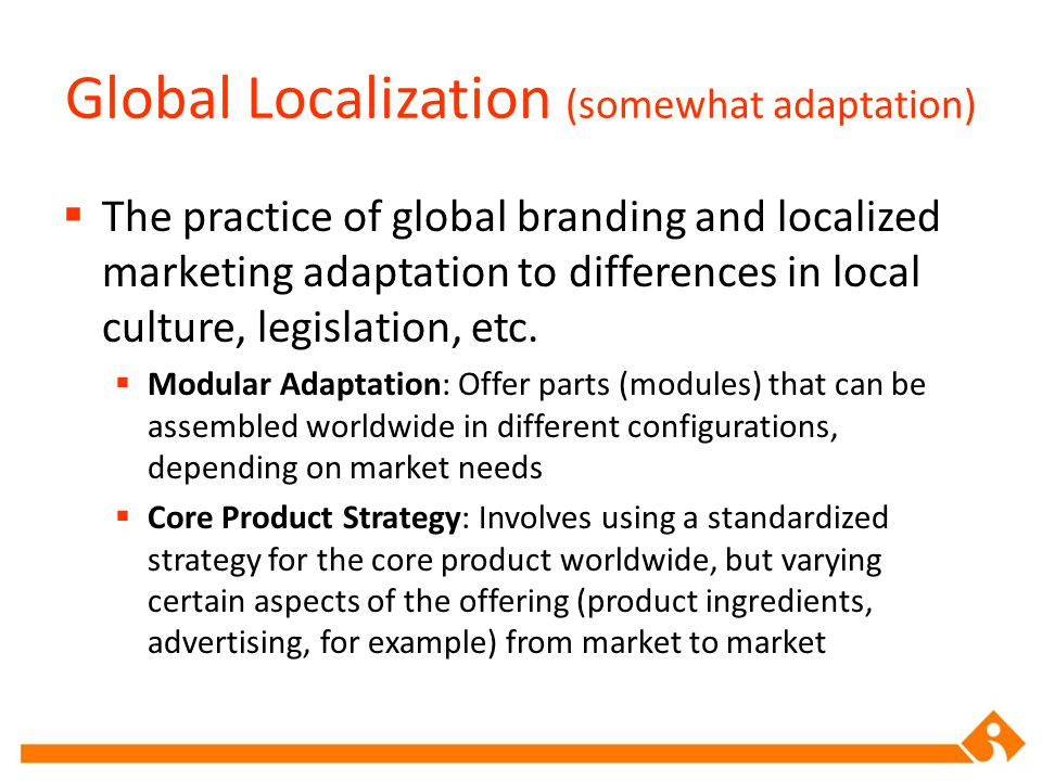 Global Localization (somewhat adaptation)
