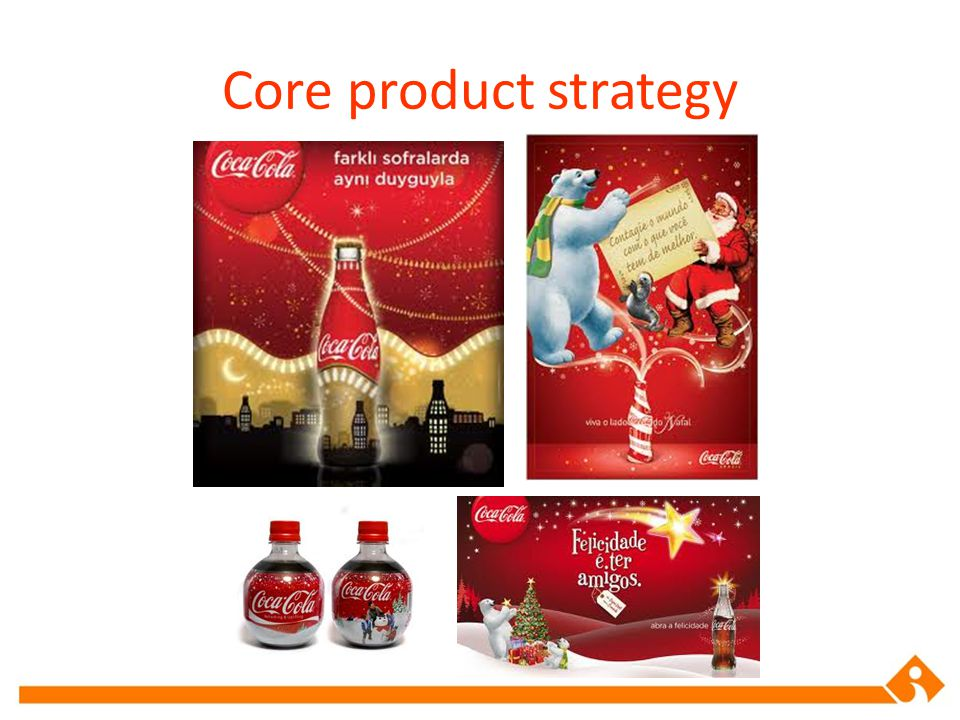 Core product strategy