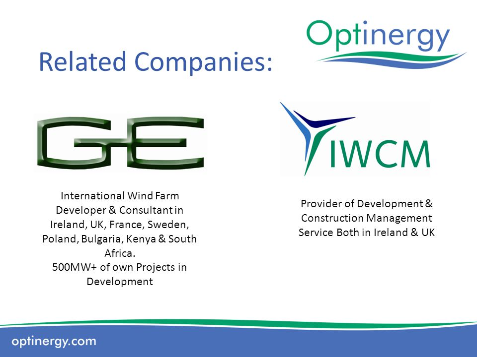 Related Companies: