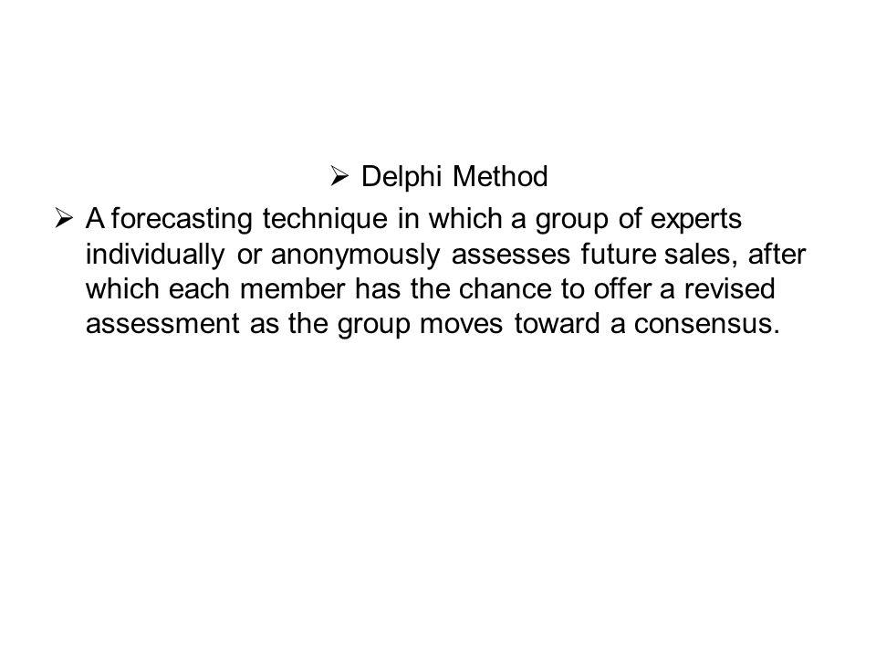 Delphi Method
