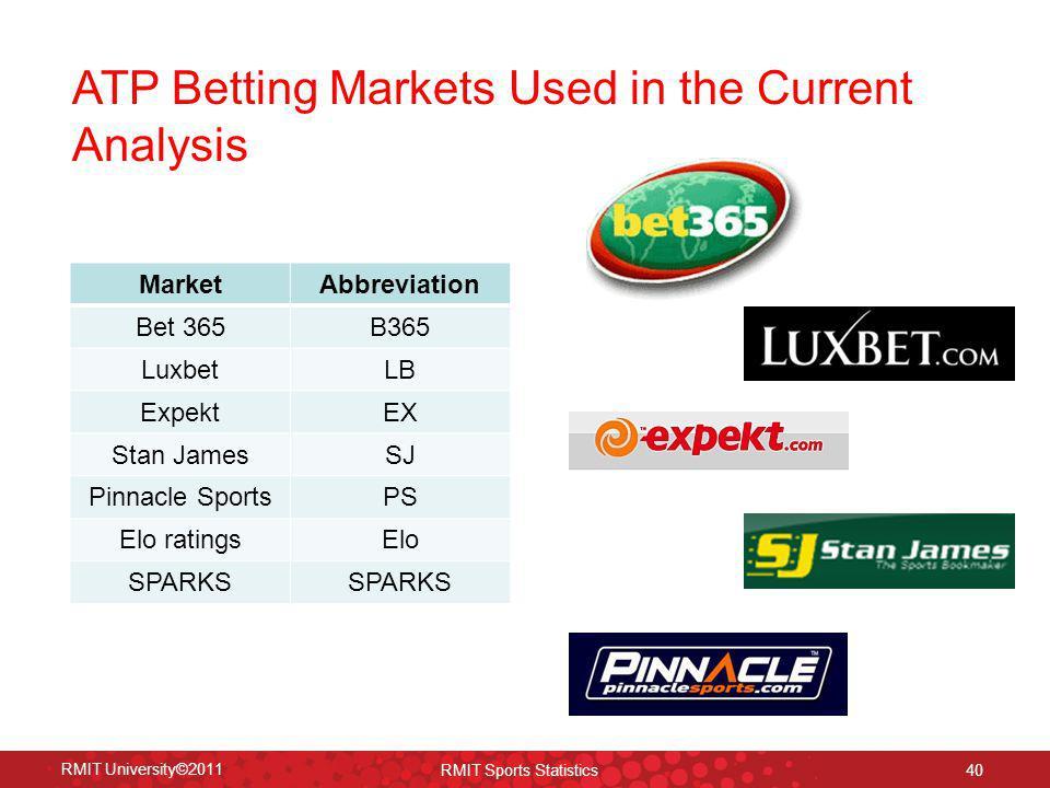 RMIT Sports Statistics