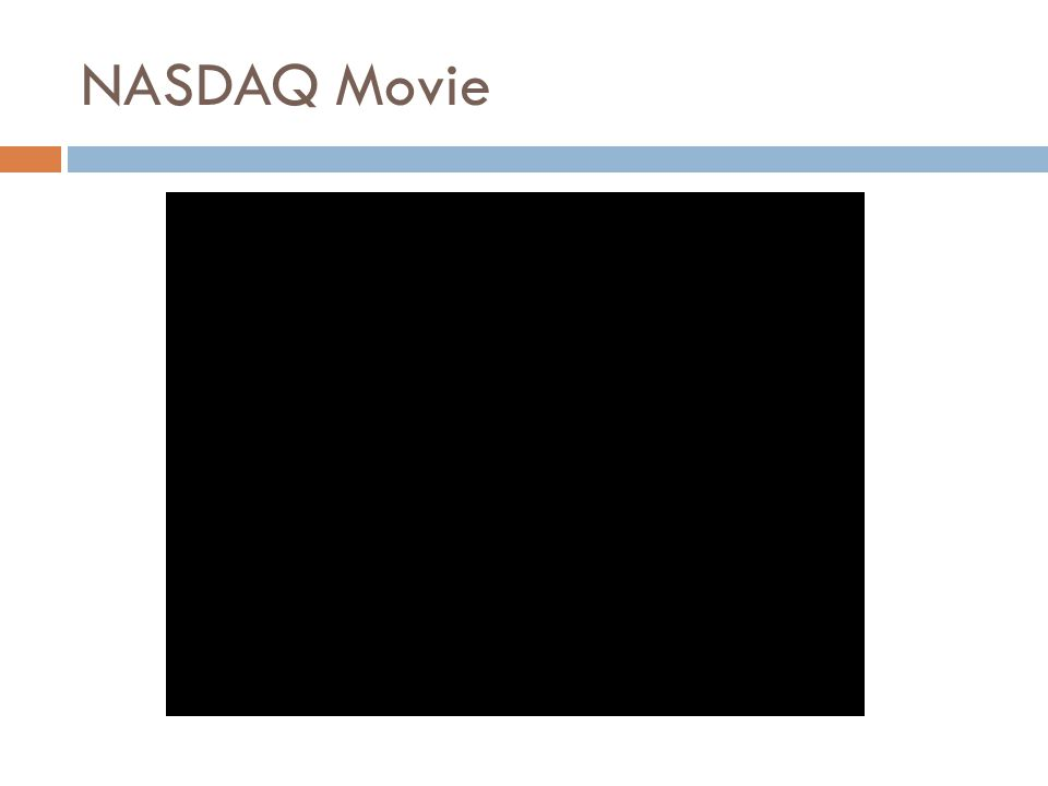 NASDAQ Movie