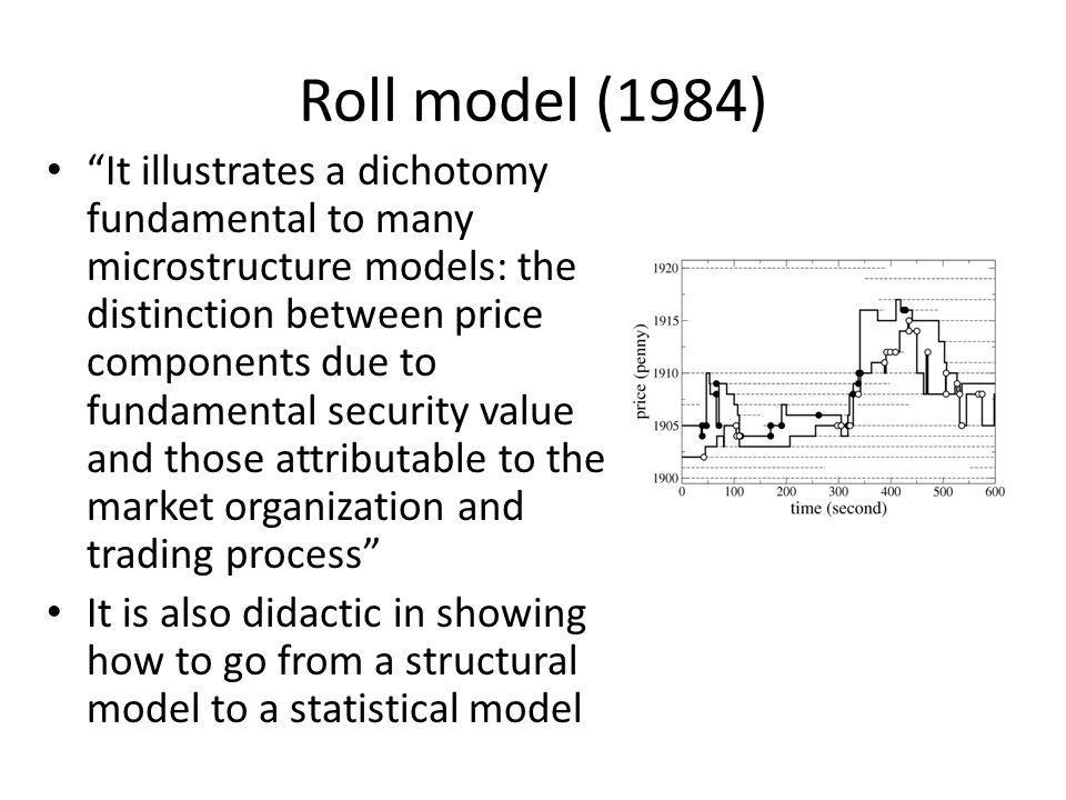 Roll model (1984)