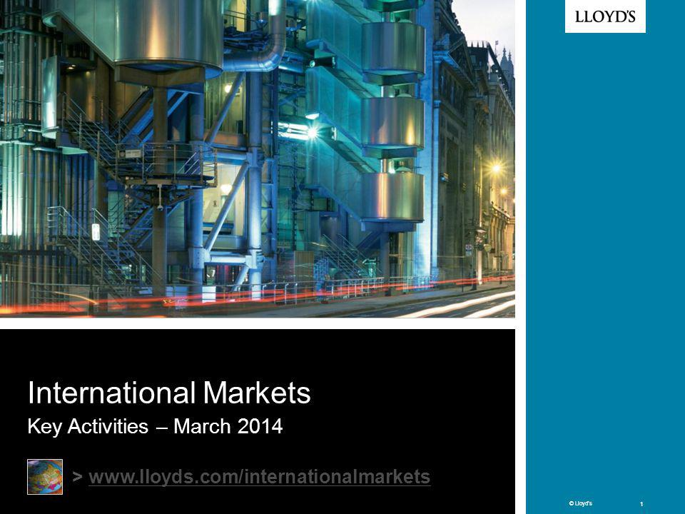 International Markets