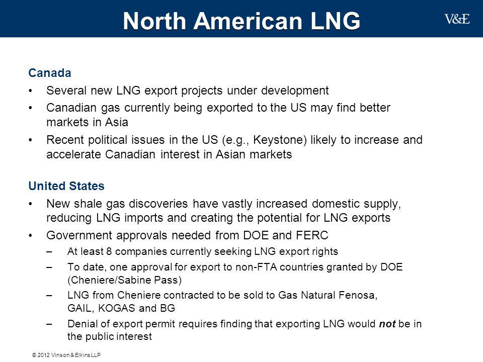 North American LNG Canada