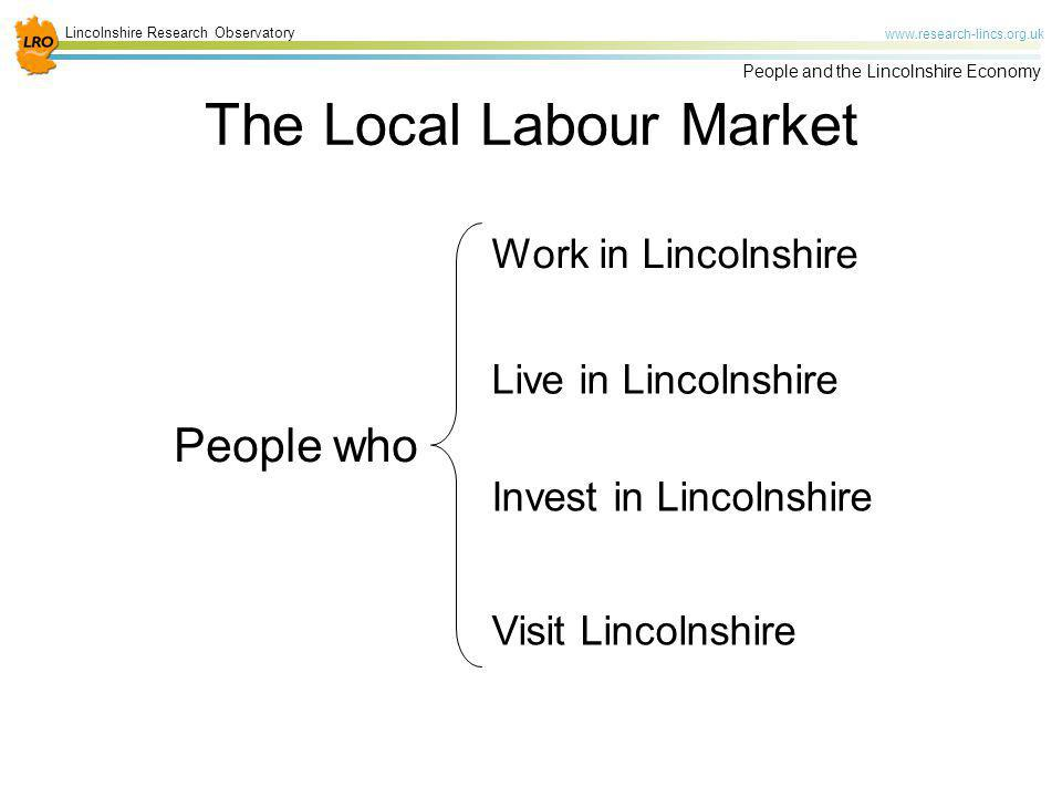 The Local Labour Market