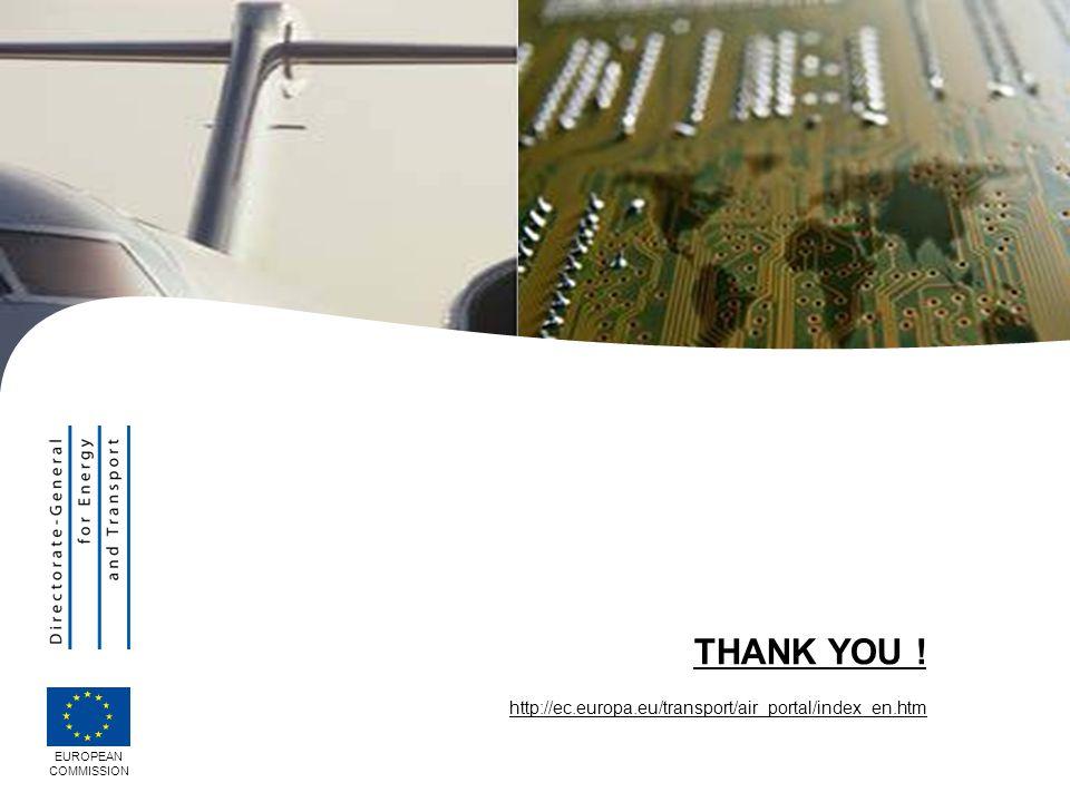 THANK YOU ! http://ec.europa.eu/transport/air_portal/index_en.htm