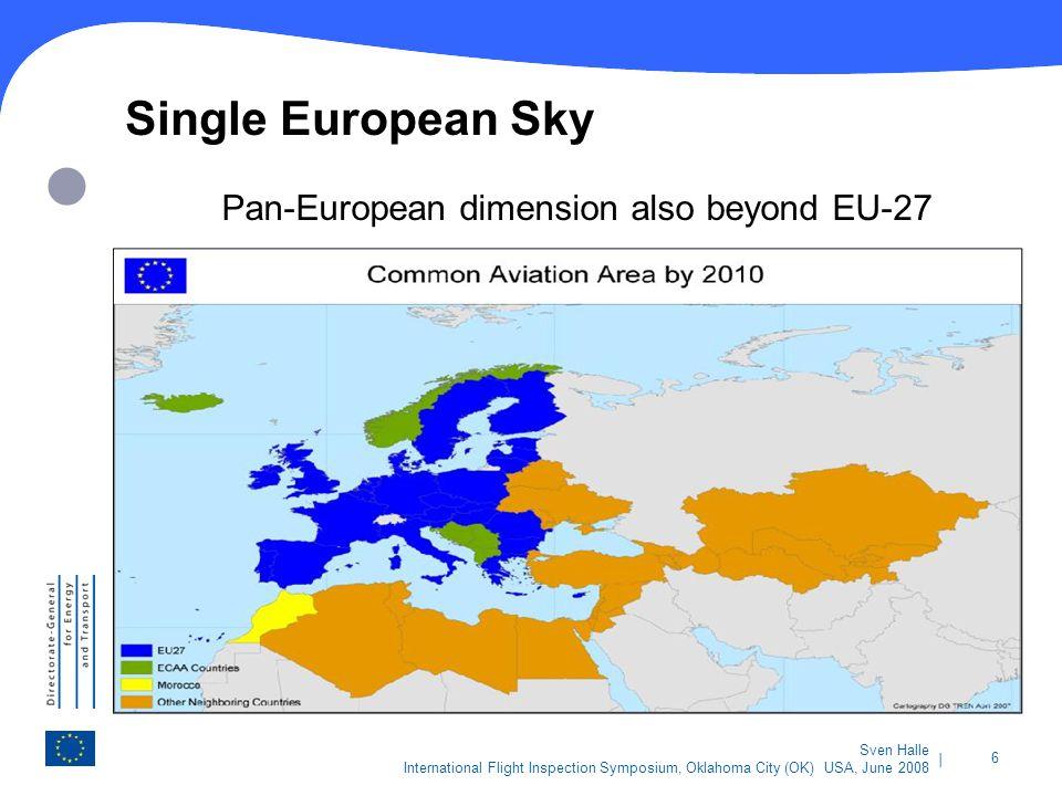 Pan-European dimension also beyond EU-27
