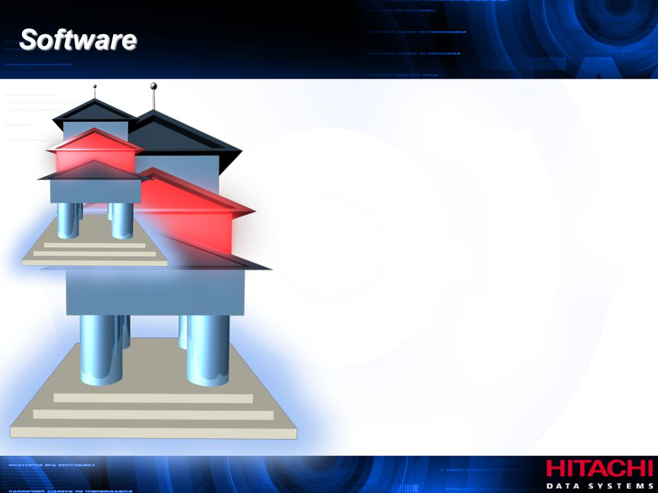 Software Hitachi Data Systems. Authorized Use Only.