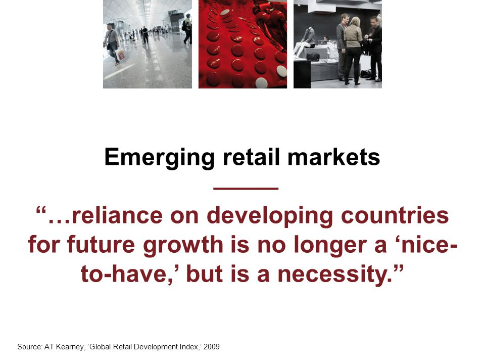 reliance retail emerging trends Meet our people in this section  i look at emerging technology platforms to build a potential business for reliance's future growth the impact reliance can .