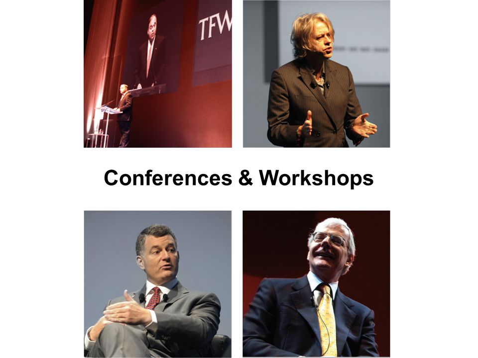 Conferences & Workshops