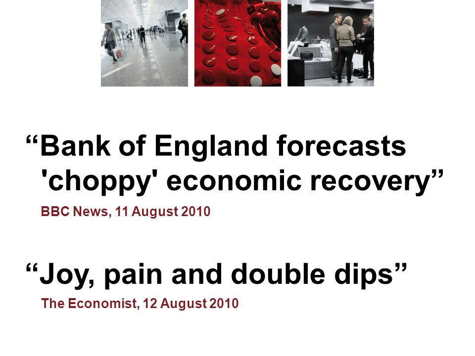 Bank of England forecasts choppy economic recovery
