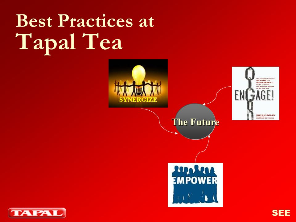 Best Practices at Tapal Tea
