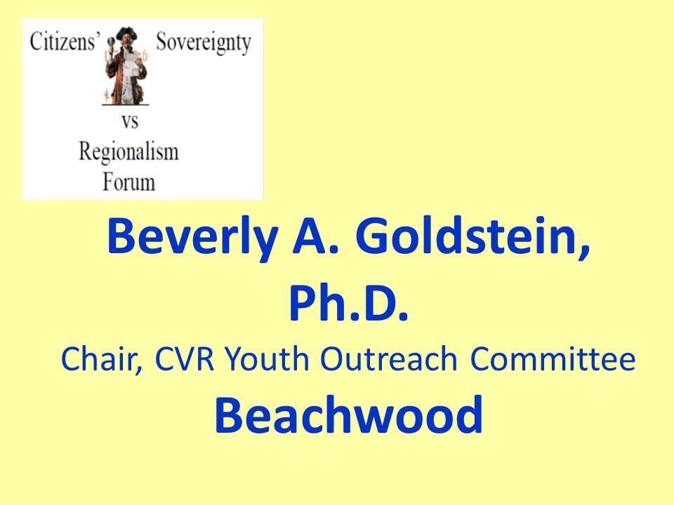 Beverly A. Goldstein, Ph. D