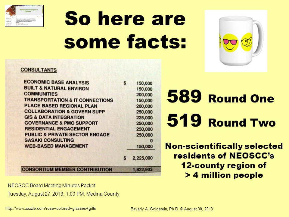 So here are some facts: 589 Round One 519 Round Two