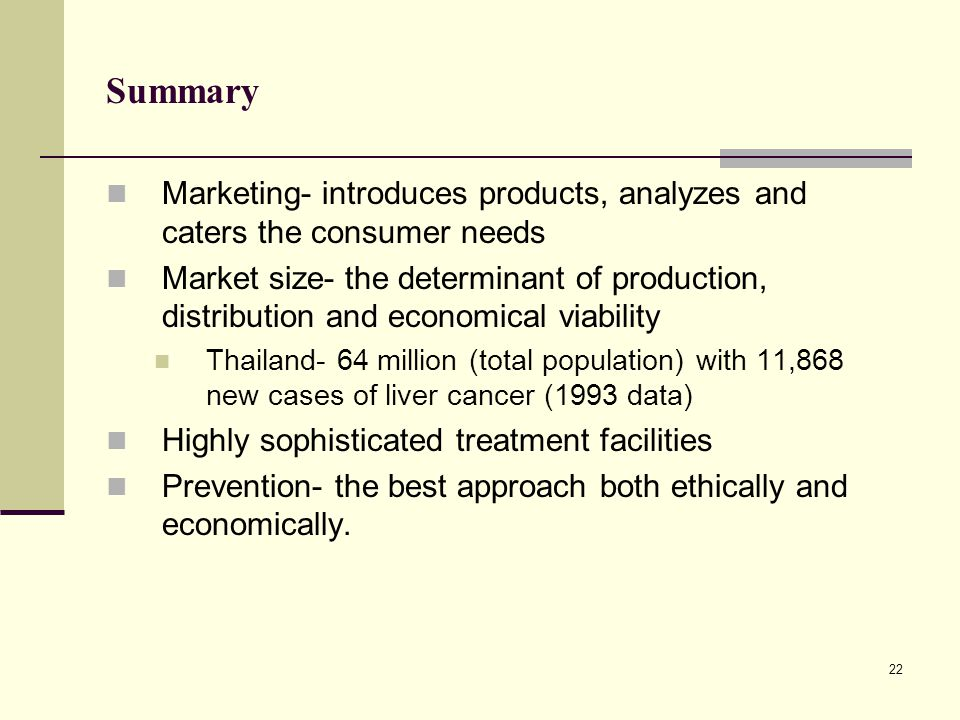 Summary Marketing- introduces products, analyzes and caters the consumer needs.
