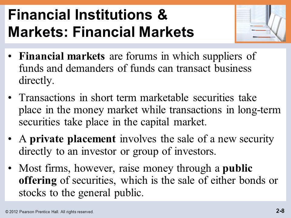 financial institutions markets and money pdf