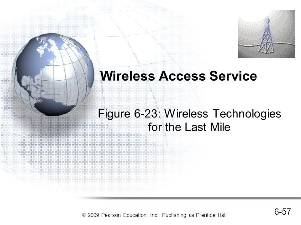 Wireless Access Service