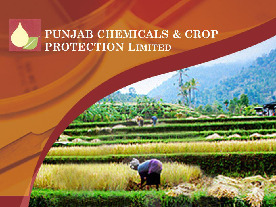 PUNJAB CHEMICALS & CROP PROTECTION Limited