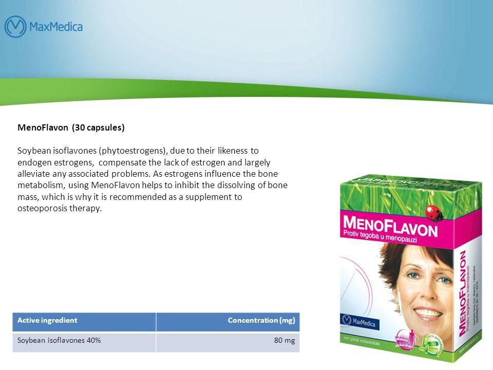 MenoFlavon (30 capsules)