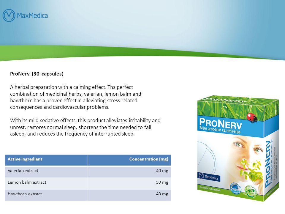 ProNerv (30 capsules)