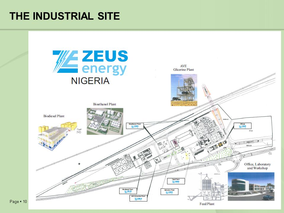 THE INDUSTRIAL SITE