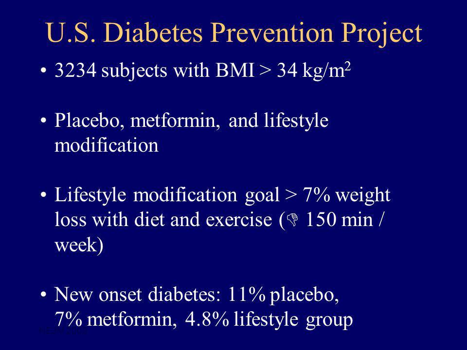 U.S. Diabetes Prevention Project