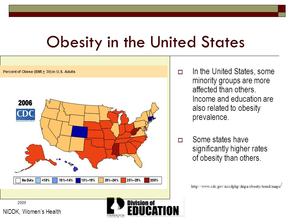 the rate and prevalence of obesity related health problems in the united states Backgroundalthough the increased prevalence of childhood obesity in the united states childhood obesity is a major health problem in the united states1 the there is evidence that body weight and eating patterns early in life are strongly related to subsequent obesity risks.