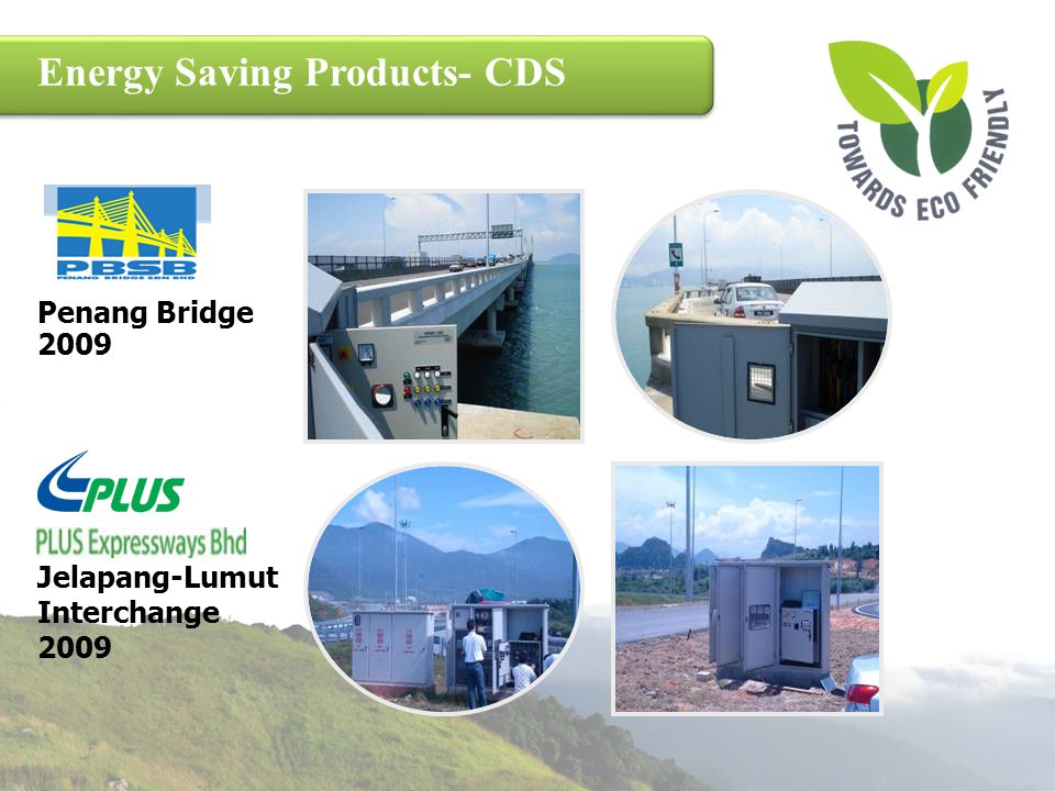 Energy Saving Products- CDS
