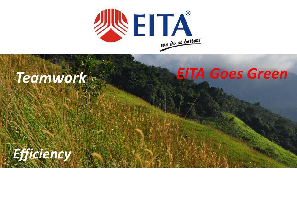 EITA Goes Green Teamwork Efficiency