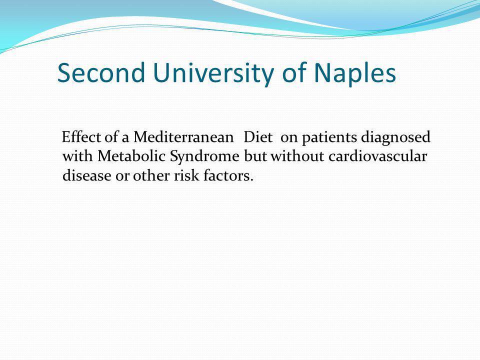 Second University of Naples Second University of Naples