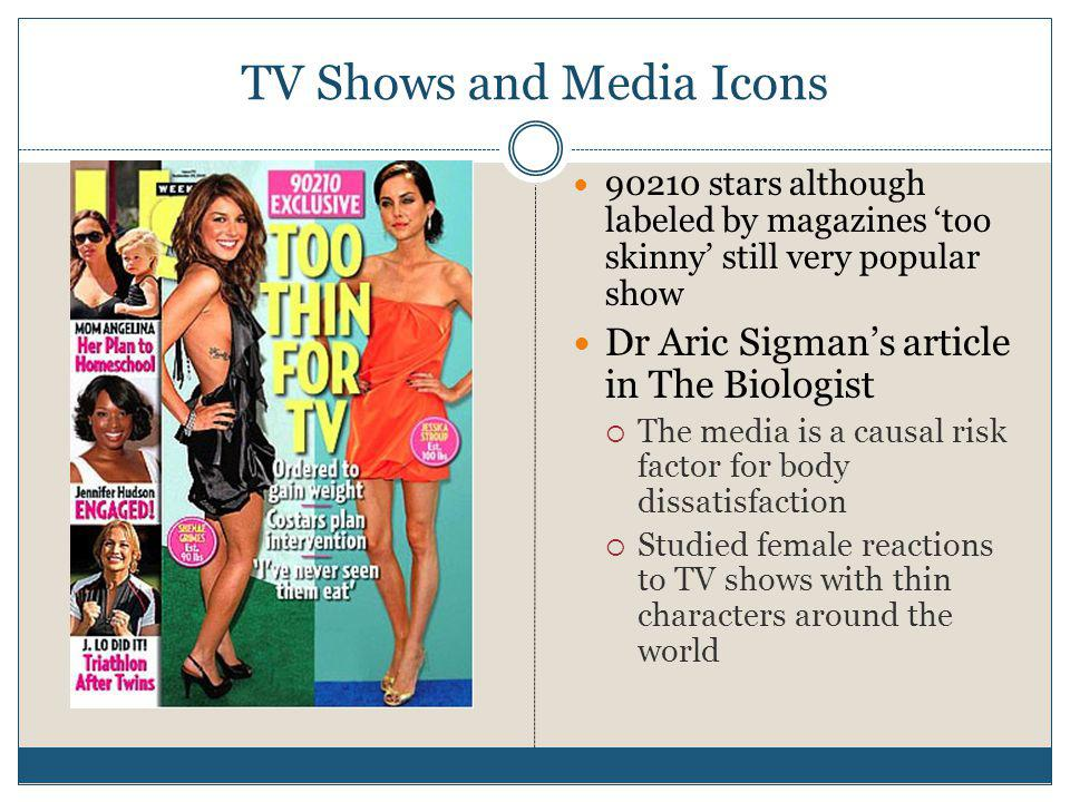 TV Shows and Media Icons