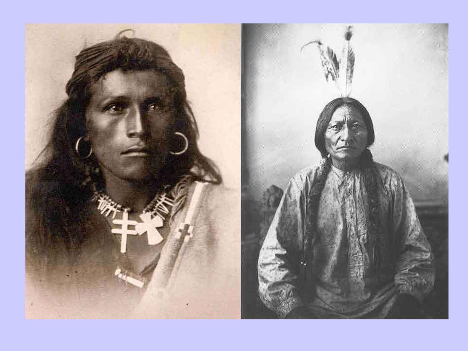 Navajo & Sitting Bull