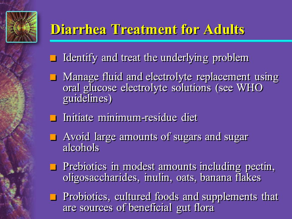 Foods To Avoid With Diarrhea In Adults