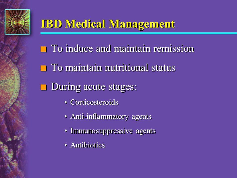 IBD Medical Management