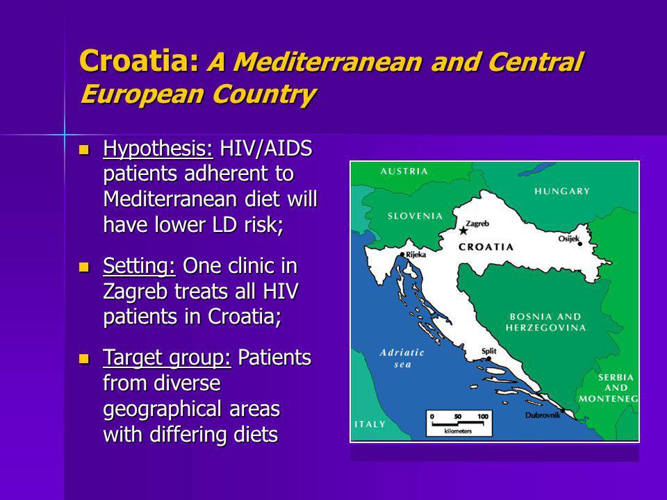Croatia: A Mediterranean and Central European Country