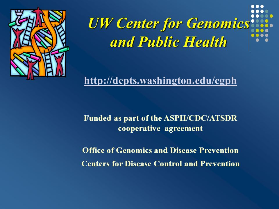UW Center for Genomics and Public Health