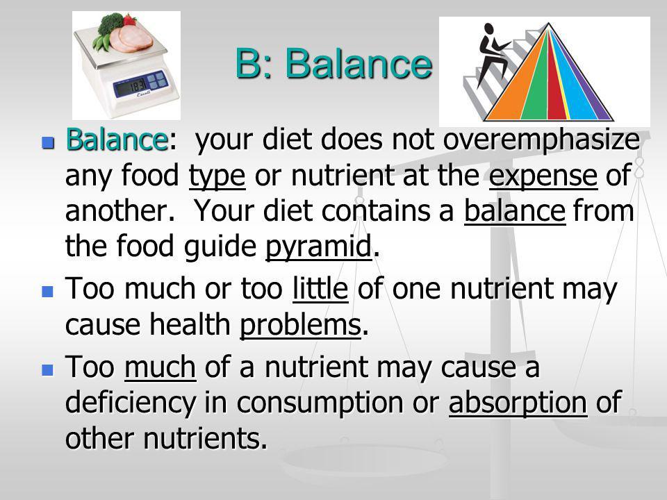 B: Balance