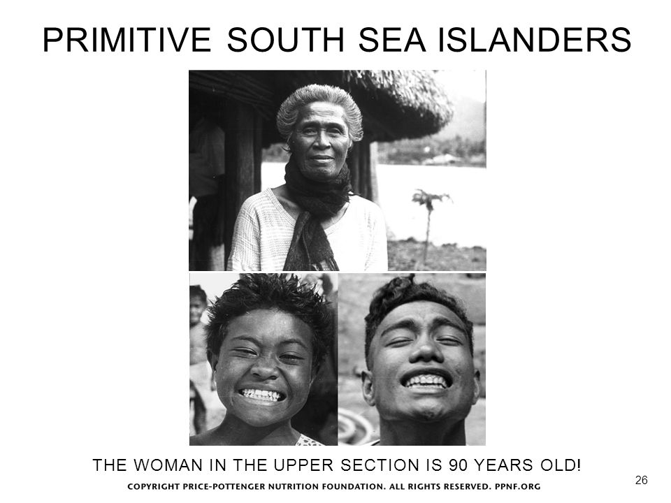 PRIMITIVE SOUTH SEA ISLANDERS