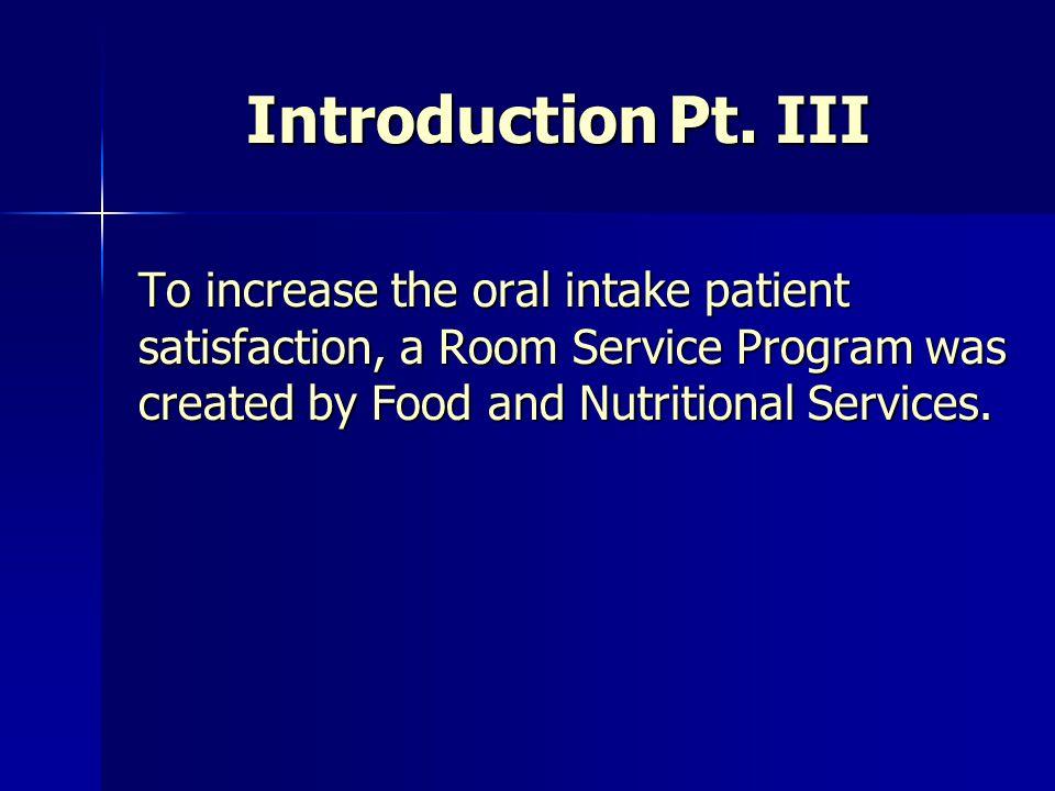 Introduction Pt.
