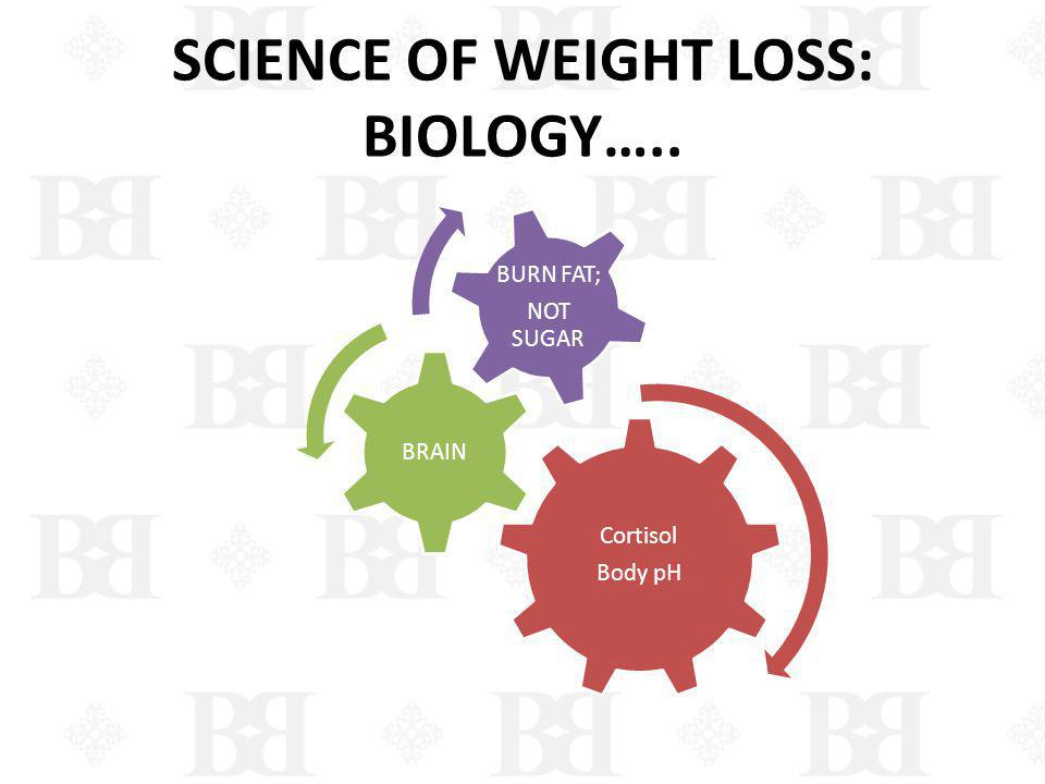 SCIENCE OF WEIGHT LOSS: BIOLOGY…..