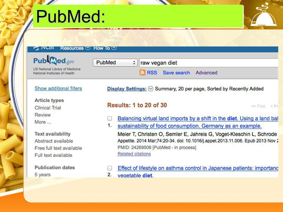 PubMed:
