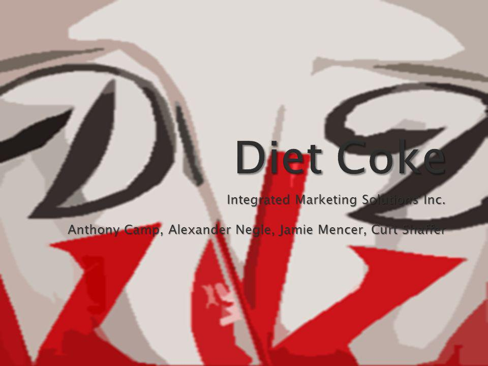 Diet Coke Integrated Marketing Solutions Inc.