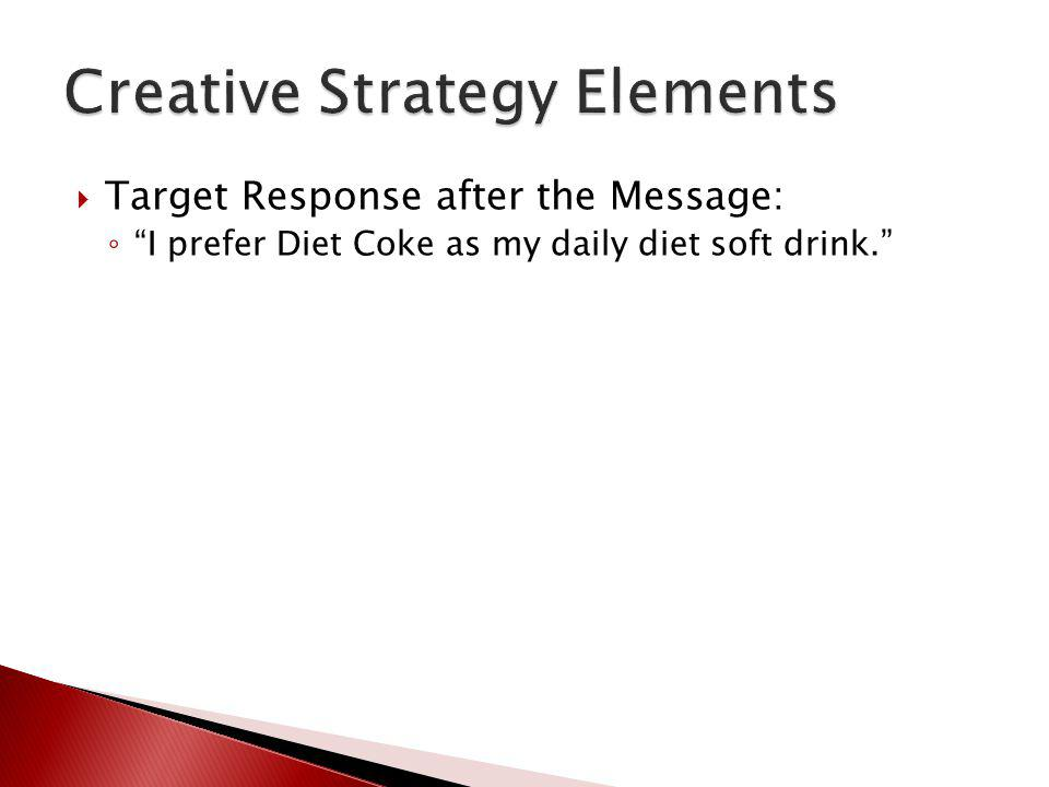Creative Strategy Elements