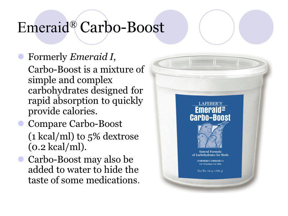 Emeraid® Carbo-Boost Formerly Emeraid I,