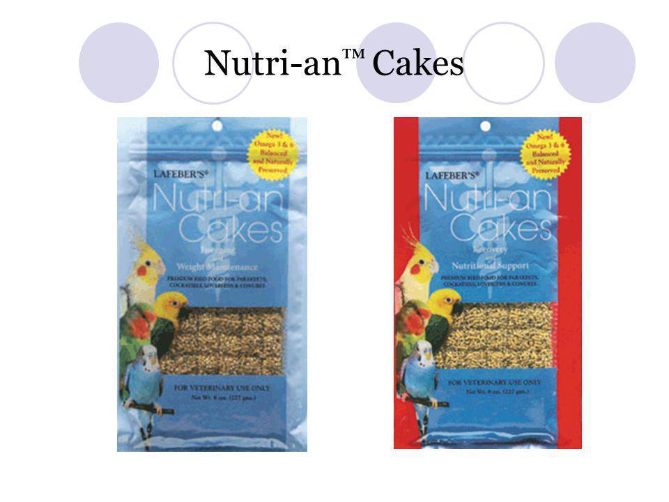 Nutri-an™ Cakes