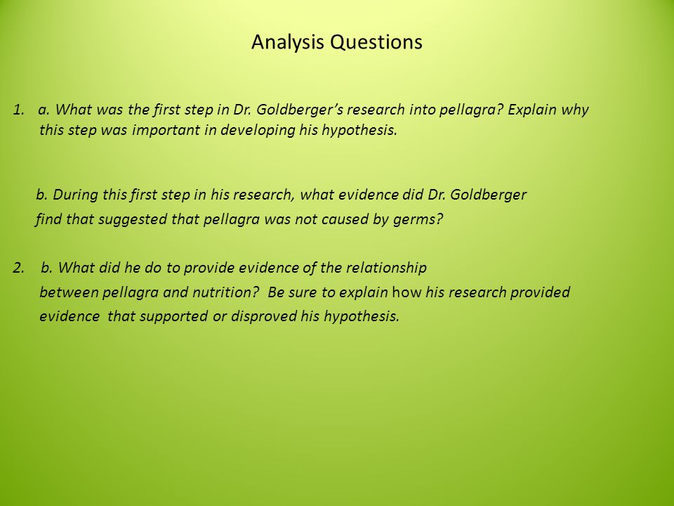 identify a research question or hypothesis and justify choice Statement of significance of this research (why the answers to the questions are important and therefore why proposal should be funded) a demonstrate how this research goes beyond limitations of existing works b.